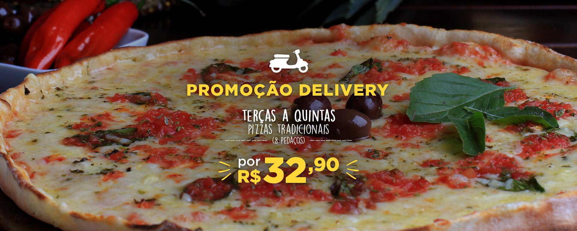 Promoção Delivery